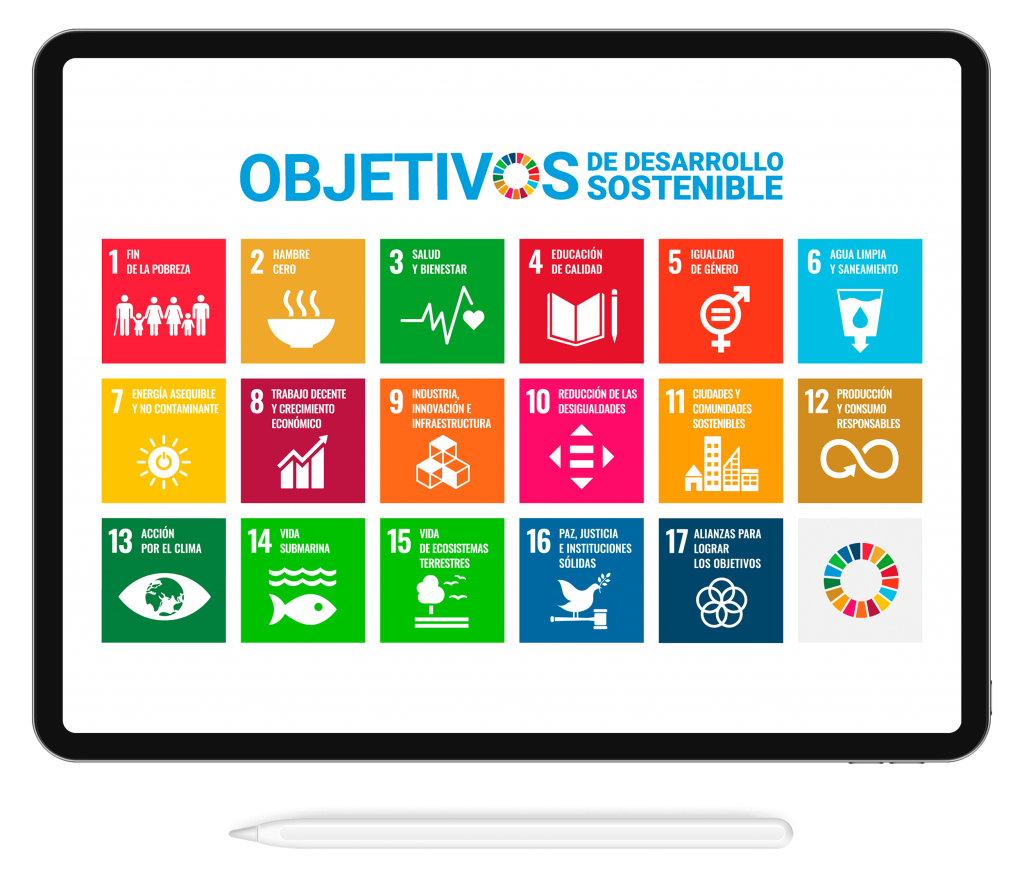 Estrategiqa sostenibilidad y ODS